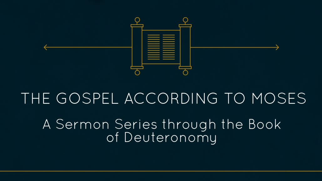 The Word Centered Life (Deuteronomy 11) – Redeemer Baptist