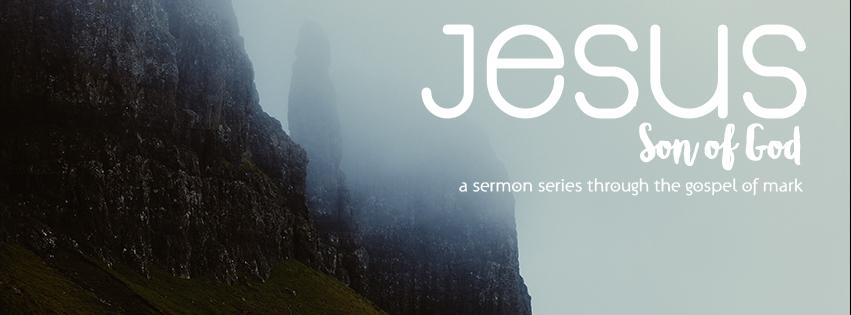 Mark 1 1 >> Jesus Is The Good News Mark 1 14 45 Redeemer Baptist Church
